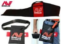 Рюкзаки, сумки для металлоискателей.